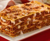 İtalyan mutfağının vazgeçilmezi; lazanya tarifi