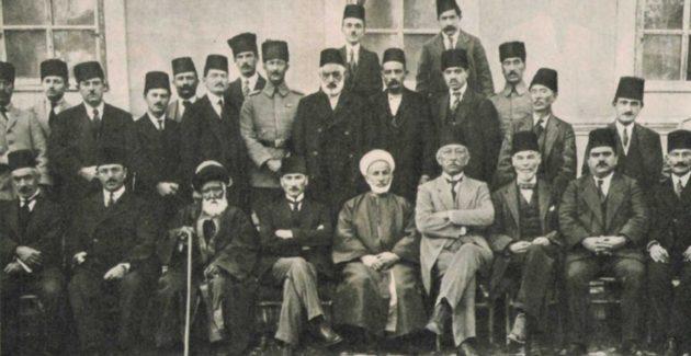 4 Eylül 1919 Sivas Kongresi