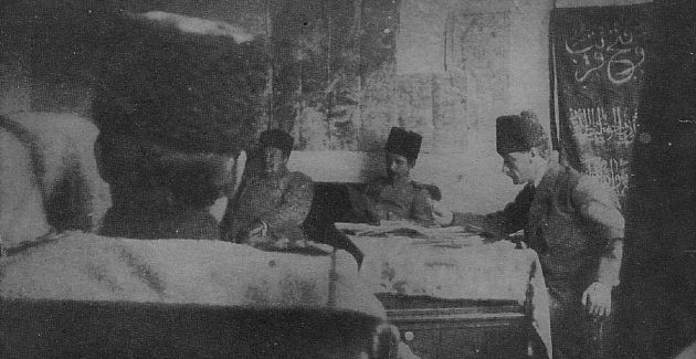 Atatürk'ün Enver Paşa'nın Moskova'dan yazdığı mektuba cevabı
