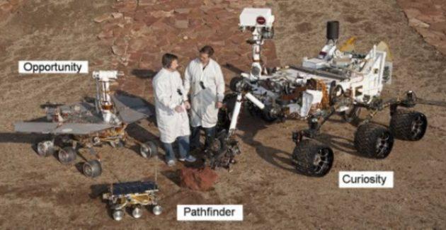 Mars'ın bir 'sıçan' problemi var mı?
