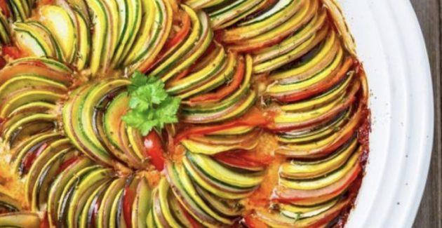 Fransız mutfağından lezzet şöleni: Ratatouille