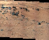 Mars'tan ilk ses: NASA, rüzgar gürültüsünü kaydetmeyi başardı