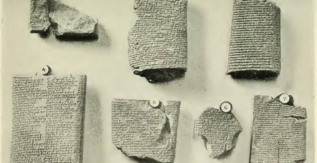 Dünyanın ilk yaratılış destanı: Enuma Eliş