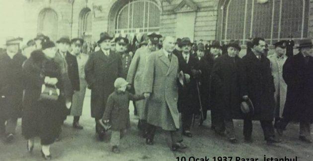 10 Ocak 1937 Pazar