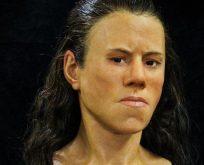 Yunanistan'da bulunan 9.000 yıllık kızın yüzü canlandırıldı