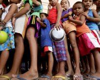 124 milyon kişi açlıktan ölme sınırında