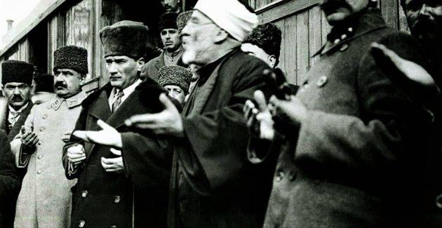 Atatürk Ayasofya Camii'ni nasıl kurtarmış?