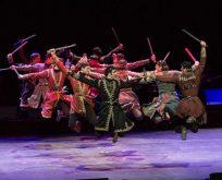 Dünyanın en iyi dans topluluğu Sukhishvili Türkiye'ye geliyor.