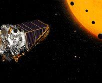 NASA'nın uzay teleskobu Kepler'in yakıtı bitiyor