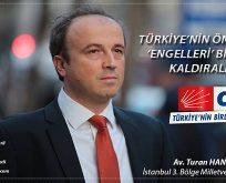 """Turan Hançerli ile """"Gerçek sorunlara, gerçek çözümler"""" üretme zamanı!"""