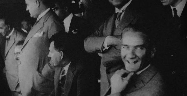 24 Haziran 1938 Atatürk Erdek'te