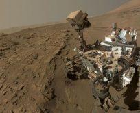 NASA, Curiosity'nin Mars'taki son keşiflerini duyurdu