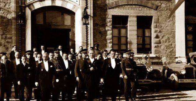 Atatürk ve başkanlık sistemi