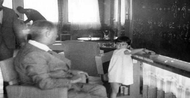 Atatürk'ün ABD Başkanı Roosevelt'in mektubuna yanıtı