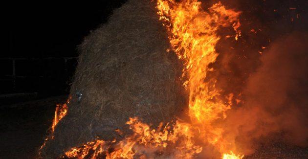 Ölüm tanrısı ile Ateş şamanın hikayesi
