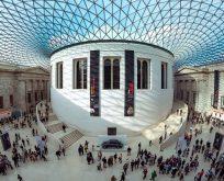 British Museum'da küçük bir gezinti yapalım mı?