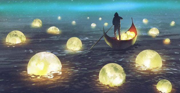 Balık Dolunay'ına kraliyet yıldızı da katılıyor