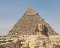 Büyük Giza Piramidi odalarında elektromanyetik enerji topladığı keşfedildi
