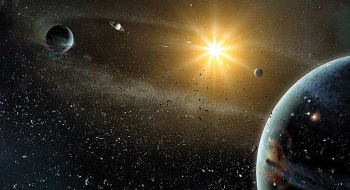 Güçlü manyetik alana sahip yeni gök cismi: Serseri