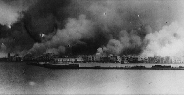 İzmir'de yangını kim çıkardı?