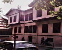 Pembe evin geçmişi