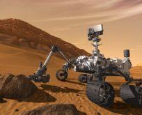 NASA, Curiosity'nin selfiesini yayınladı