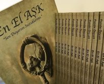 En El Aşk Dünya'nın ilk interaktif şiir kitabı çıktı