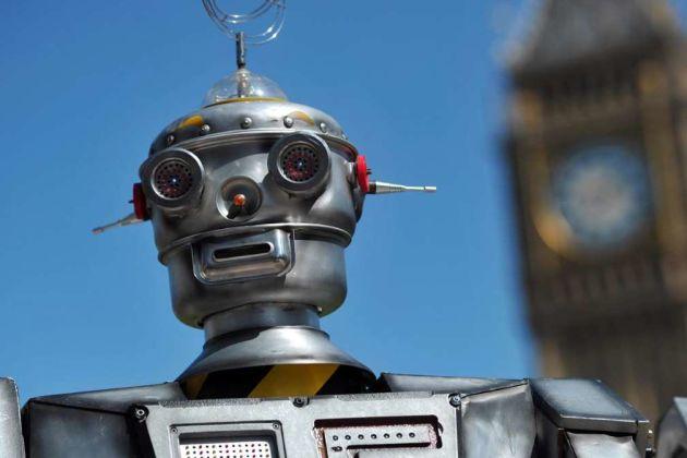 Avrupa Parlamentosu 'katil robotları' yasakladı