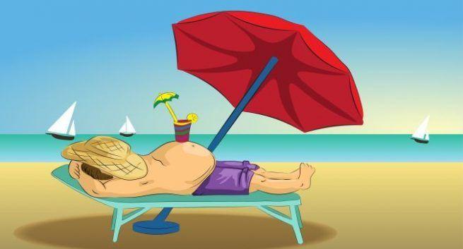 Tatilde aldığınız kiloları vermenin yolları