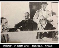 12 Ekim 1937 Atatürk'ün yazdırdıkları