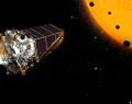 Kepler uzay teleskobuna veda edildi