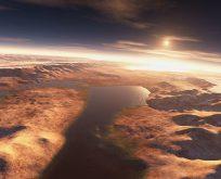 Mars'ın tuzlu sularında, canlılığa yetecek düzeyde oksijen olabilir