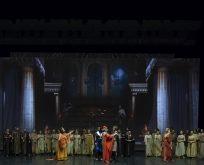 Troya efsanesi Devlet Opera ve Balesi ile sahnede