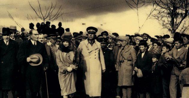Atatürk'ün Afet İnan'a mektubu