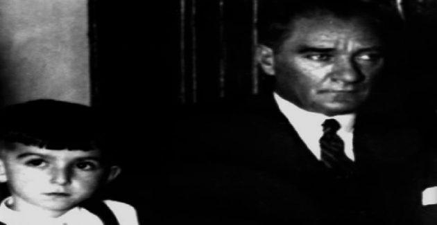 Mustafa Kemal'in çocuk özlemi