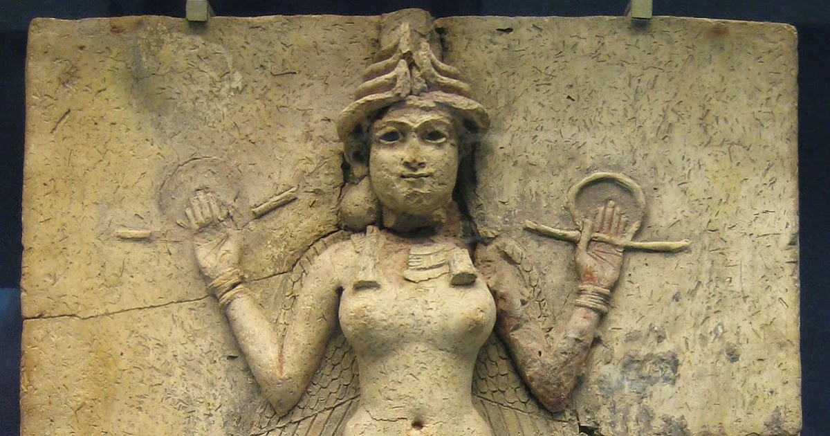 Lilith'in mitolojik ve astrolojik sembolizmi