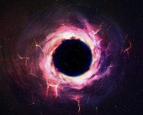 İlk defa büyük bir karadelik görüntülendi