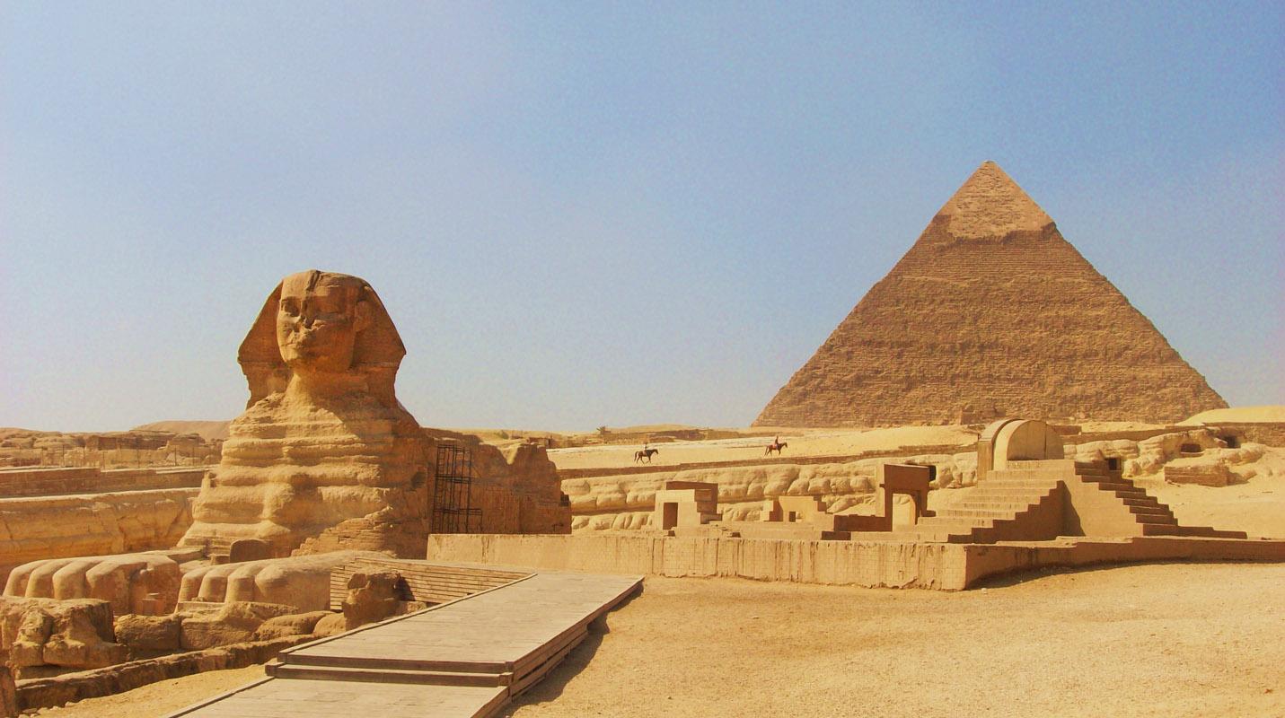 Mısır piramitlerinin sırrına ulaşılacak keşif yapıldı