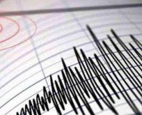 Son Dakika: Marmara'da korkutan deprem