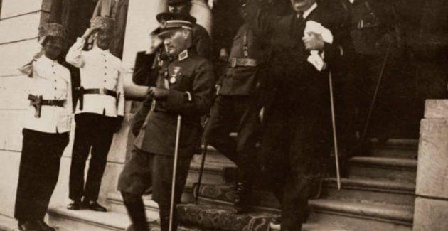 Atatürk özel koruma istemiyordu