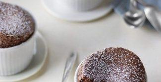 Çikolatalı sufle nasıl yapılır?
