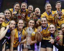 Vakıfbank bayan voleybol takımı dünya şampiyonu oldu