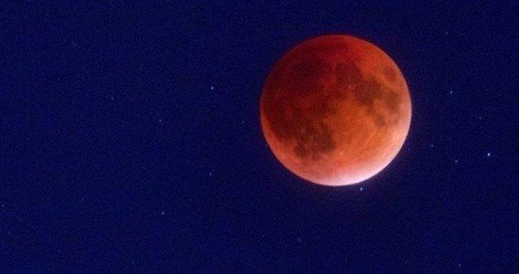 21 Ocak'taki Süper Ay Tutulmasına hazır mısınız?