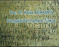 Damgalardan harflere Türkçe