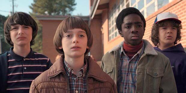 Stranger Things üçüncü sezonuyla geri dönüyor