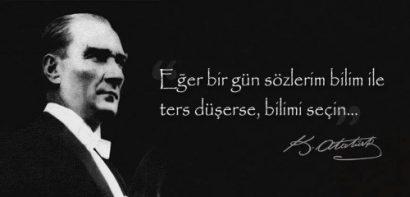 Prof. Dr. Özer Ozankaya ile Atatürk ve bilimsel yöntem