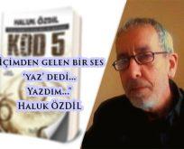 Yazar Haluk Özdil ile sıra dışı bir sohbet