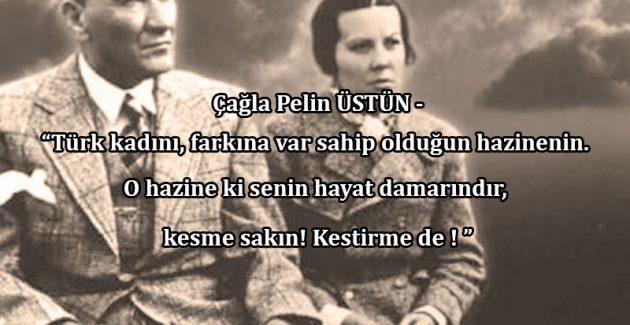 Atatürk ve Kadınlar Günü…