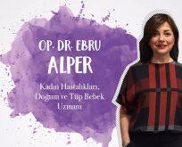 Opr. Dr. Ebru Alper anlatıyor: Polikistik Over Nedir?