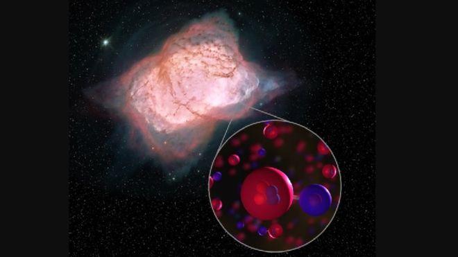 Bilim insanları evrendeki ilk moleküle ilişkin kanıt buldu